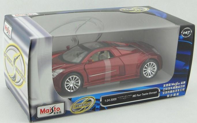 Chrysler M3 แดง 10