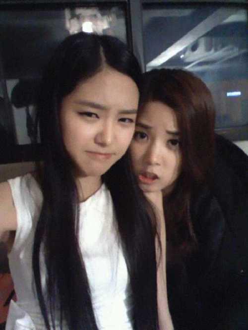 ChoEun {Chorong y NaEun} Tkurvr3