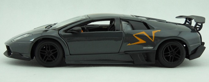 โมเดลรถ โมเดลรถยนต์ โมเดลรถเหล็ก Lamborghini Murcielago Chinese Limited 3