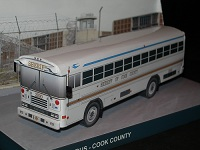 Sheriff's bus - Cook County