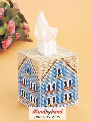 ชุด Kit กล่องกระดาษทิสชู