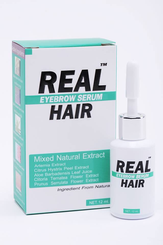 Real Hair Serum 1 ขวด