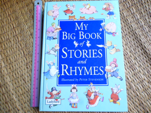 My Big Book of Stories and Rhymes (Ladybird)