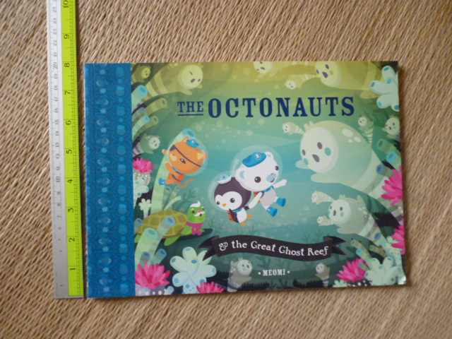 The Octonauts & The Great Ghost Reef (Paperback)