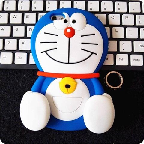 เคสตัวนิ่ม Doraemon iPhone 6/6S