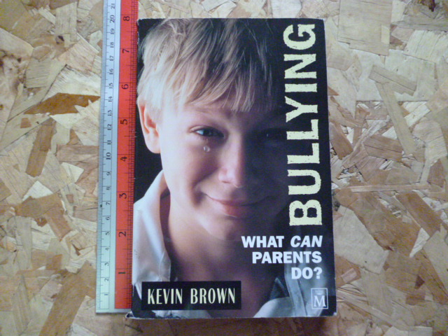 Bullying: What Can Parents Do?