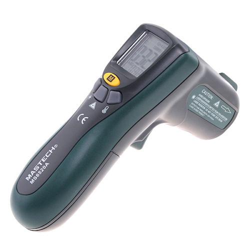 อินฟราเรดเทอร์โมมิเตอร์ (Infrared Thermometers ) รุ่น MS6520A -20℃~300℃±(1.5%+2℃) 10:1