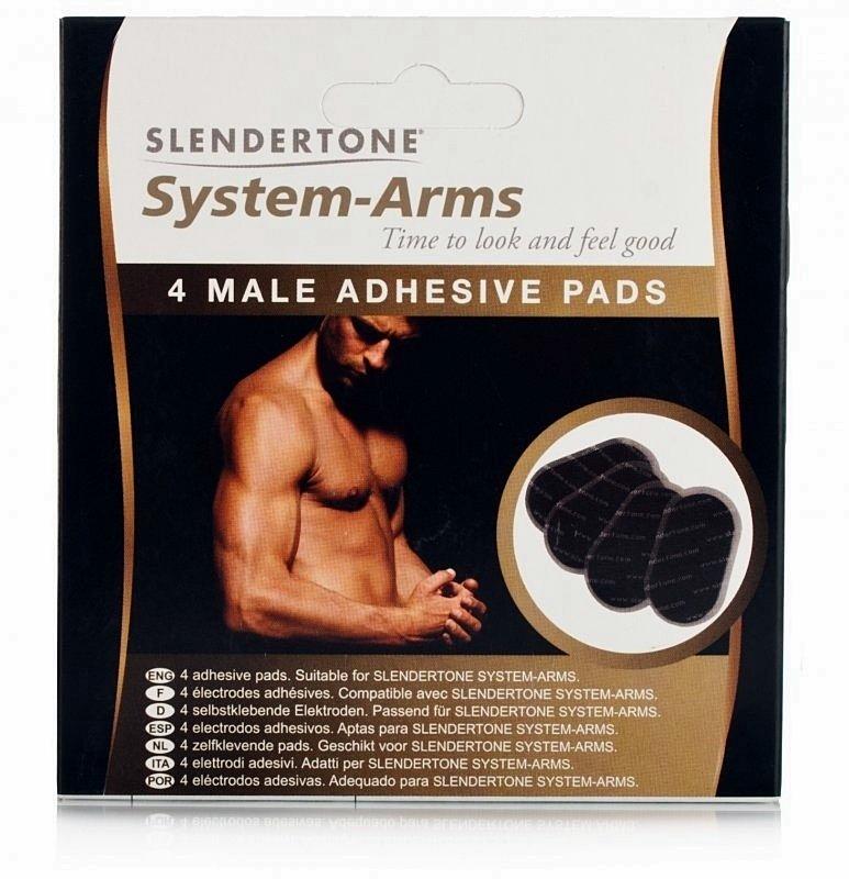 Slendertone Men Arms Replacement Gel Pads