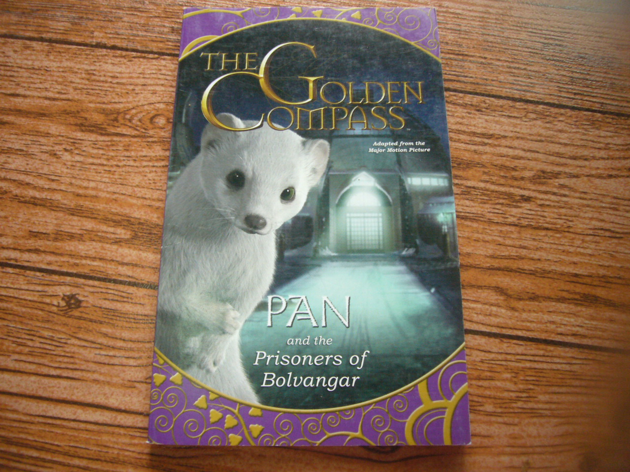 The Golden Compass: Pan and the Prisoners of Bolvangar