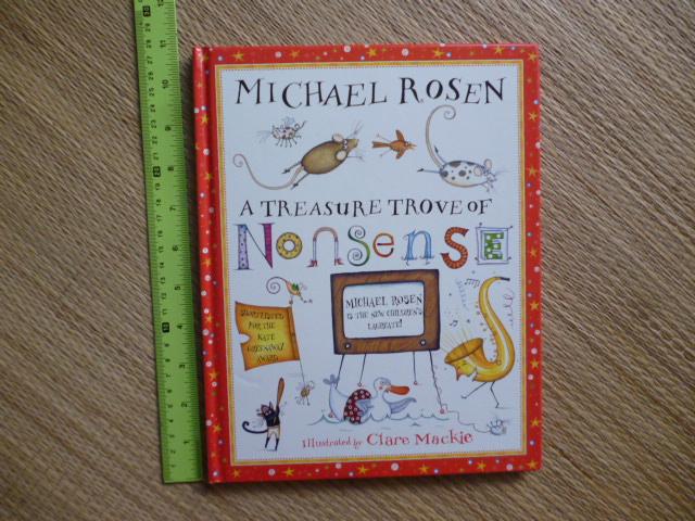 A Treasure Trove of Nonsense (By Michael Rosen)