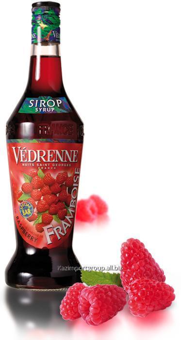 Vedrenne Rasberry Syrup