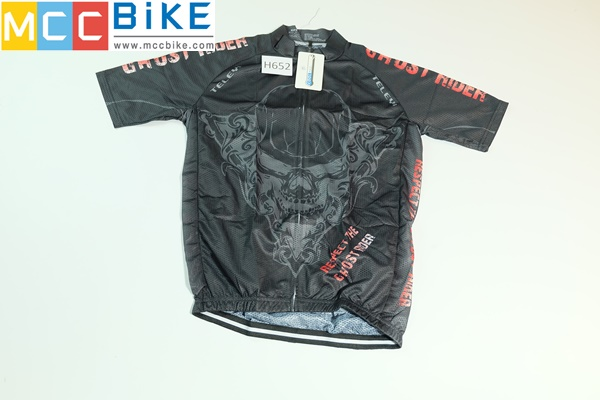 เสื้อปั่นจักรยาน ขนาด XL ลดราคา รหัส H652 ราคา 370 ส่งฟรี EMS