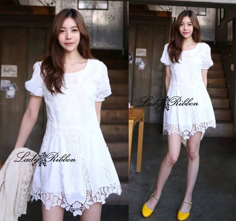 D&G spring lace dress (Spring collection) L132-59A04