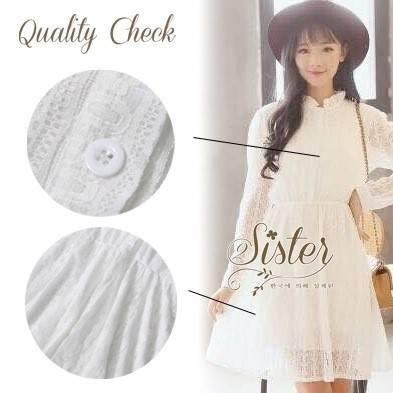 White lace style Cutie Janpanese S140-69C03