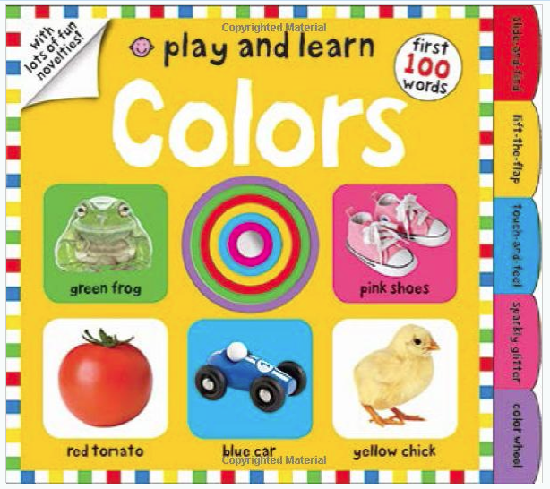 Play and Learn Colors