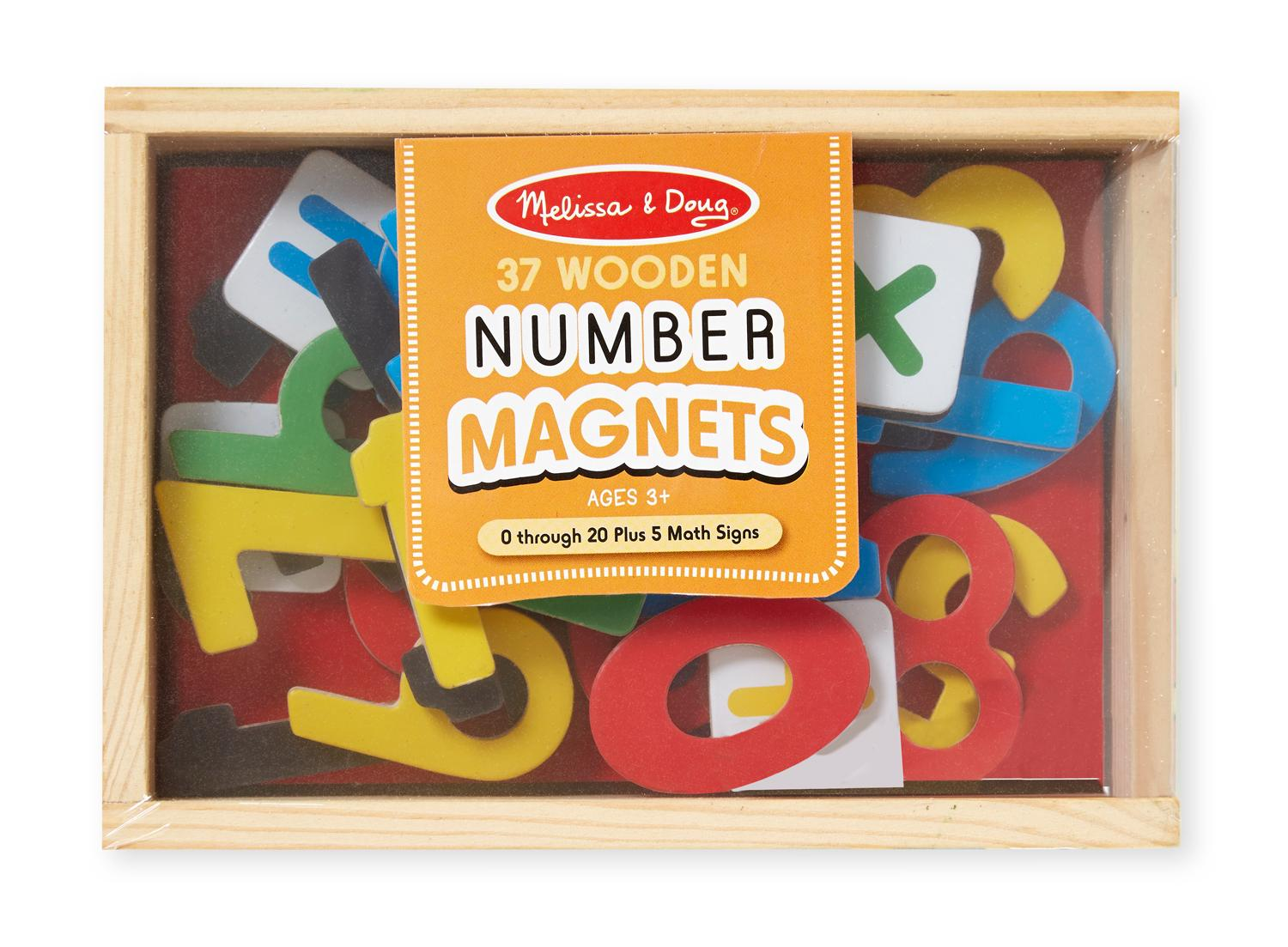 Melissa & Doug Number Magnetic