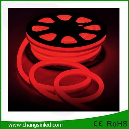 ไฟเส้น Neon Flex LED แบบ AC220V สีแดง