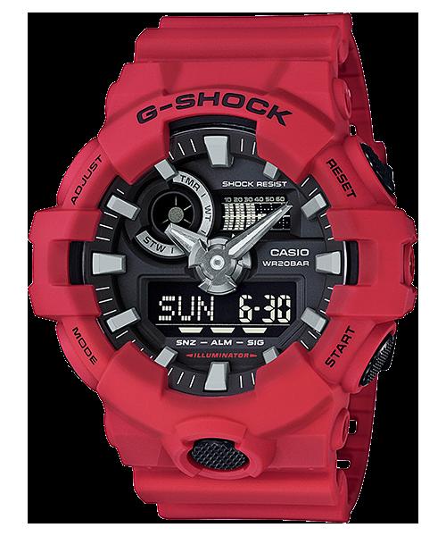 นาฬิกาข้อมือ CASIO G-SHOCK STANDARD ANALOG-DIGITAL รุ่น GA-700-4A