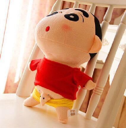 ตุ๊กตาชินจัง โชว์ช้างน้อย 35cm