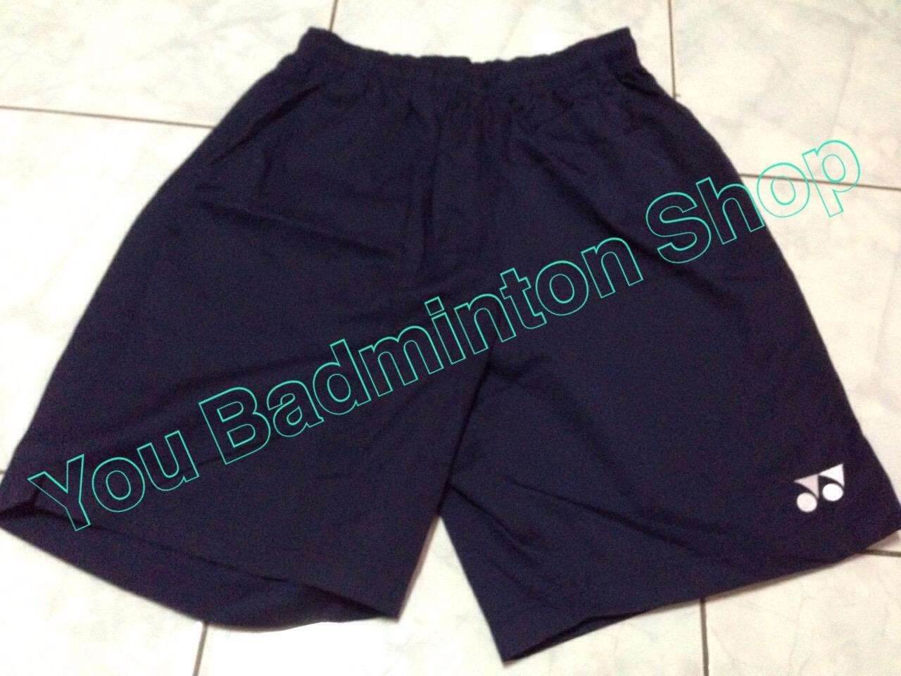 (Code 03) กางเกงขาสั้น Yonex สีกรมท่า แท้ (Made in China)