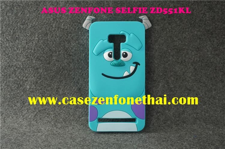 เคส asus zenfone selfie ซิลิโคน การ์ตูน SULLEY MONSTER