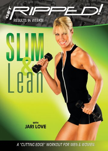 Get Ripped Slim & Lean with Jari Love