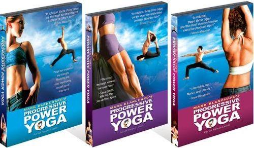 Mark Blanchard - Progressive Power Yoga Volume 1-3