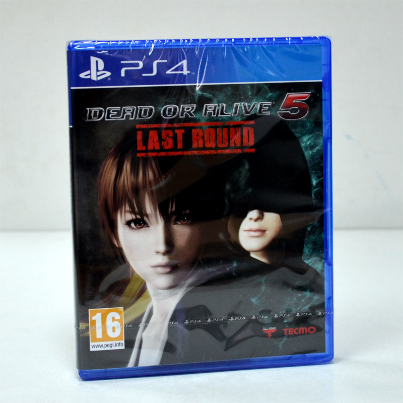 PS4 Dead or Alive 5: Last Round Zone1,2 EU / English Version