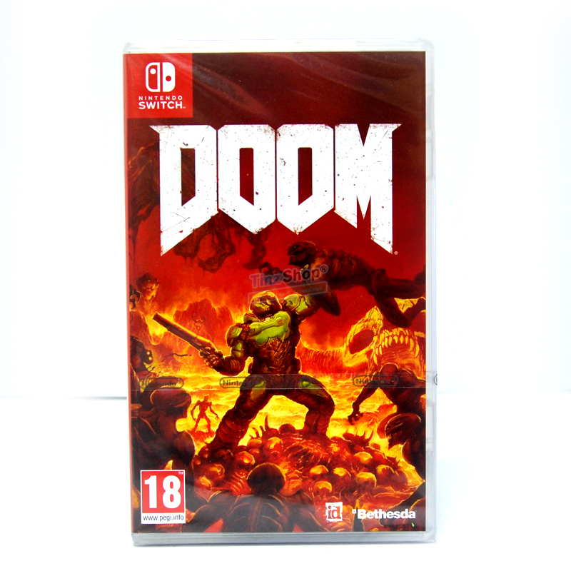 Nintendo Switch™ DOOM Zone EU / English ราคา 1890.-