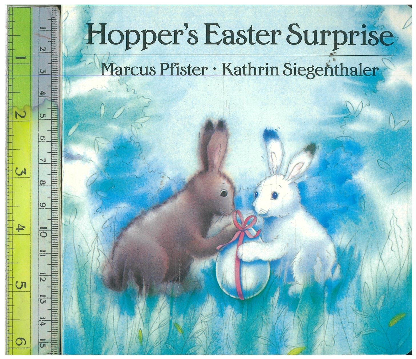 Hopper's Easter Surprise