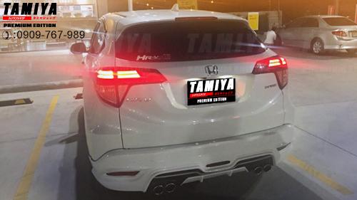 ชุดแต่ง Honda Hrv by TamiyaAutoshop