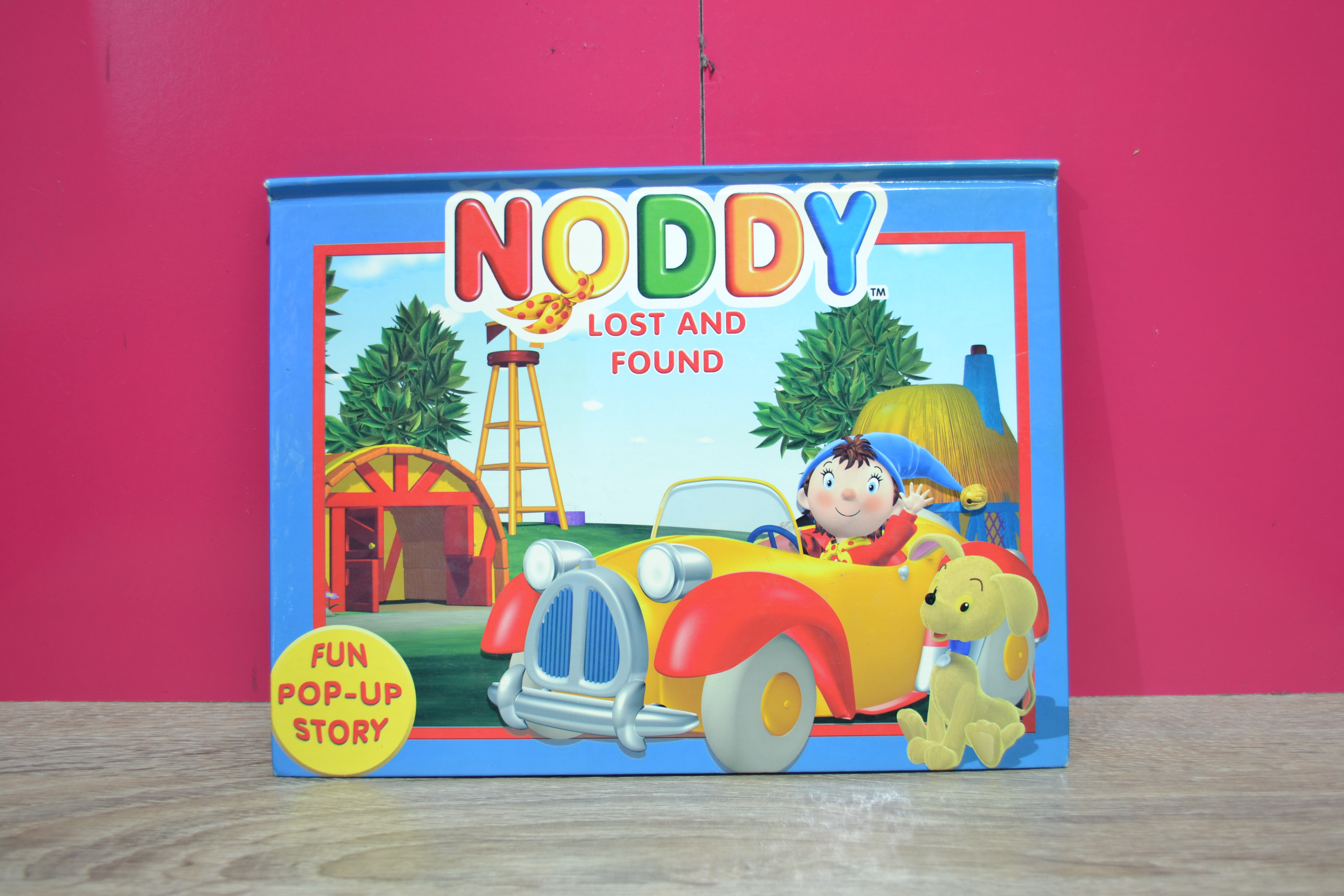Noddy Lost and Found