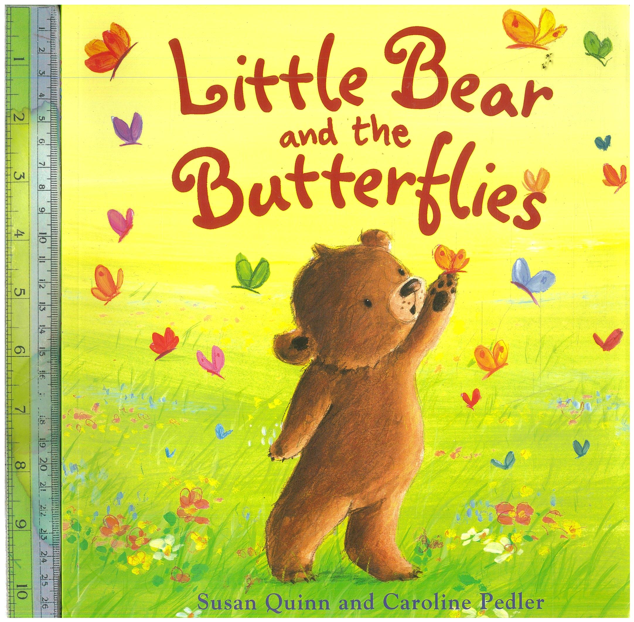Little Bear and Butterflies