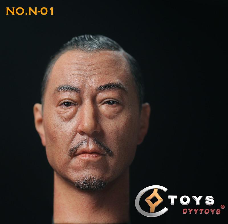 CYYTOYS N-01 Headsculpt