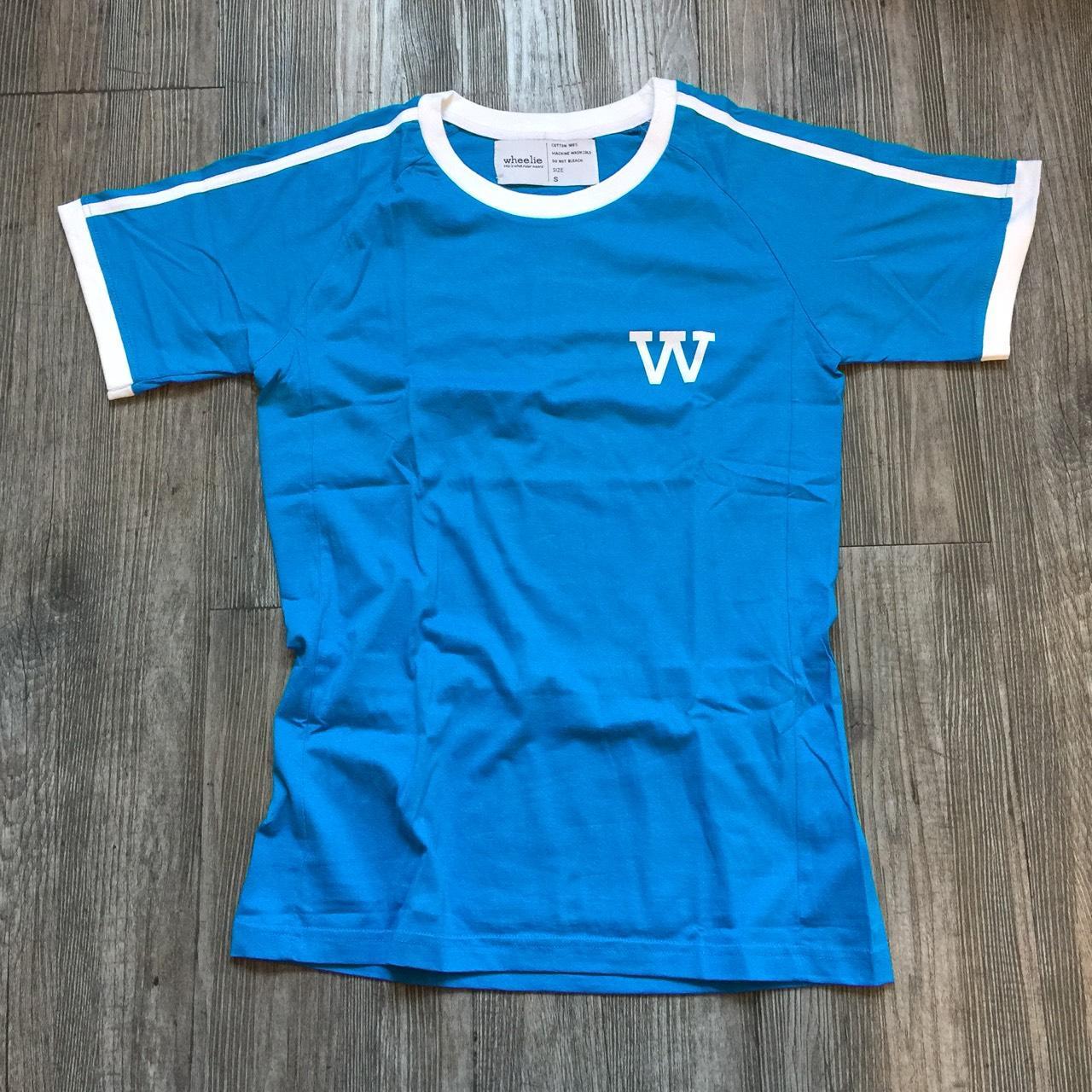 """W W Blue XS"""""""
