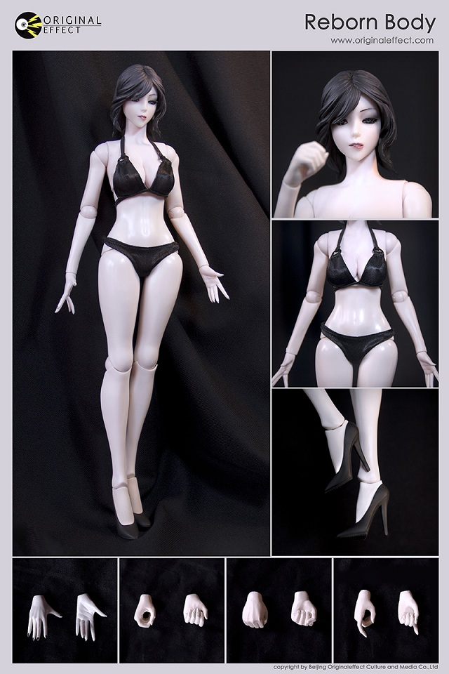 Originaleffect OE Reborn body (female standard)