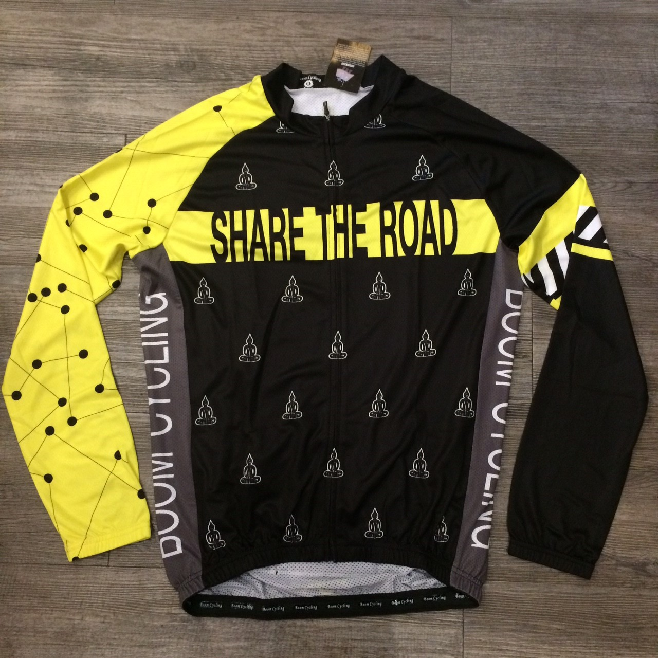 "BCL-196 SHARE THE ROAD 2XL"" (แขนยาว)"