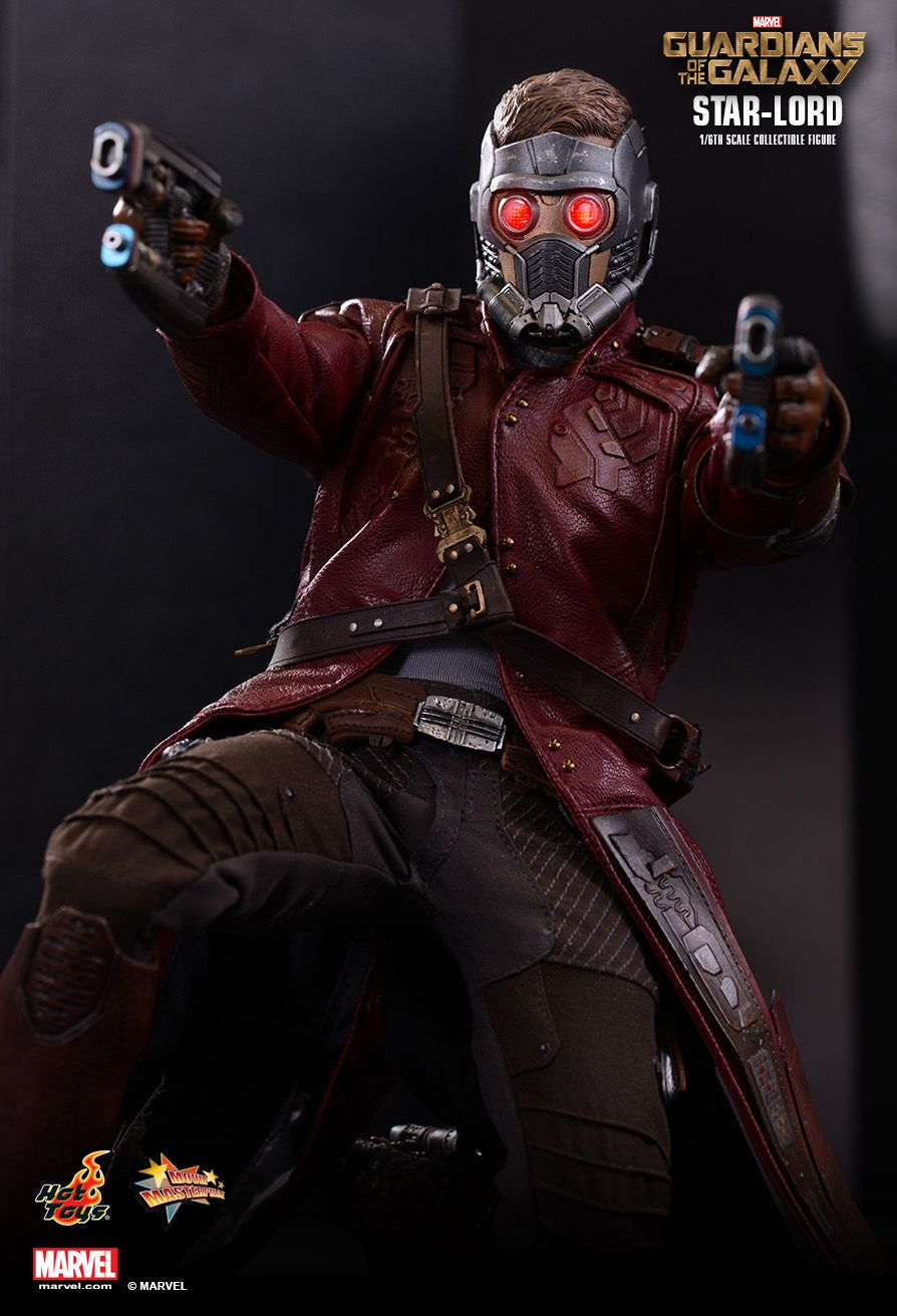 Hot Toys MMS255 GUARDIANS OF THE GALAXY - STAR-LORD