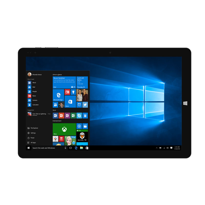 Chuwi HiBook 2-1 Dual OS Windows10+Android5.1 Ram 4GB Rom 64GB