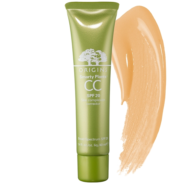 **พร้อมส่ง**Origins Smarty Plants CC SPF20 PA++ Skin Complexion Corrector ไซส์จริง 40 ml. เบอร์ 01 Light to Medium สำรับผิวขาว ซีซีปรับสีผิว ปรับสีผิวให้ดูสม่ำเสมอเนียนเรียบ กระจ่างใสในทันที และบำรุงผิว ด้วยสารแอนตี้ออกซิแดนท์อัจฉริยะสาหร่ายทะเลน้ำลึก ช่ว
