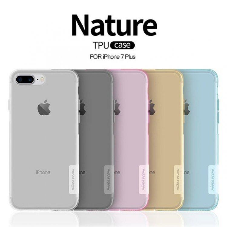 เคสใส iphone7 Plus ยี่ห้อ Nillkin รุ่น nature tpu
