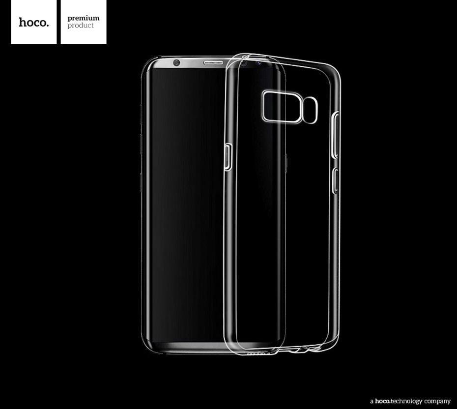 เคส Samsung S8 ยี่ห้อ HOCO รุ่น Tpu