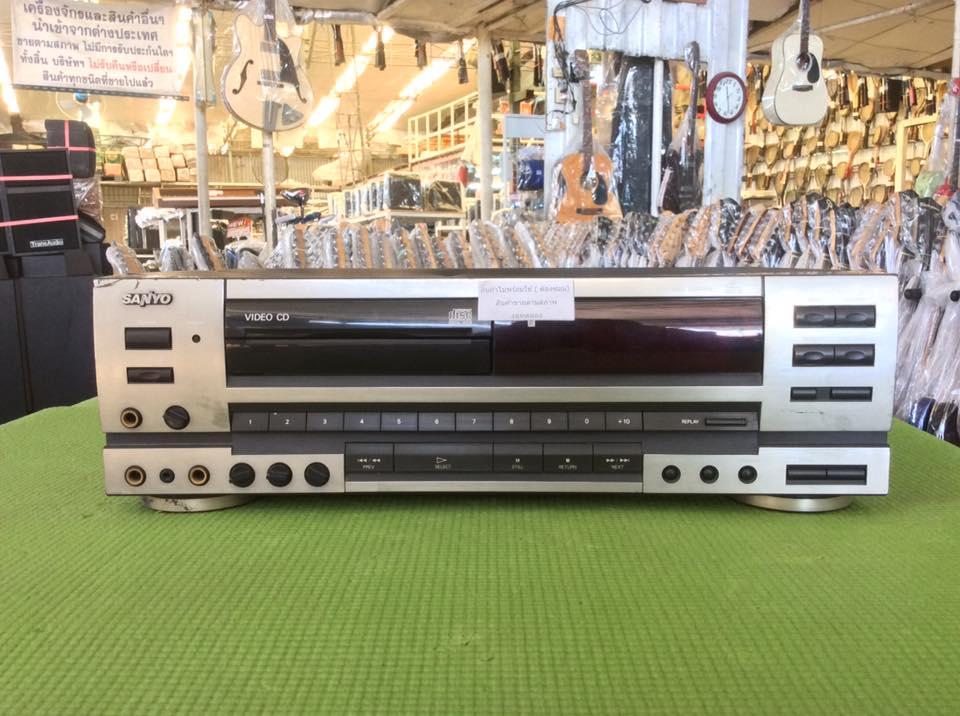 เครื่องเล่นCD SANYO VCD-2000S (H)