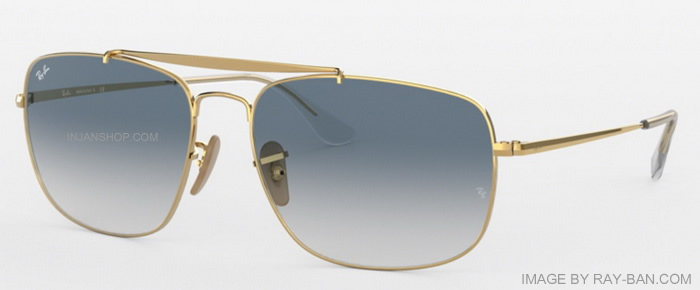 RayBan RB3560 001/3F THE COLONEL