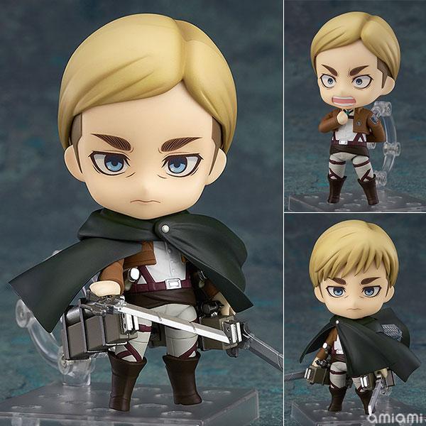 Nendoroid - Attack on Titan: Erwin Smith(Pre-order)