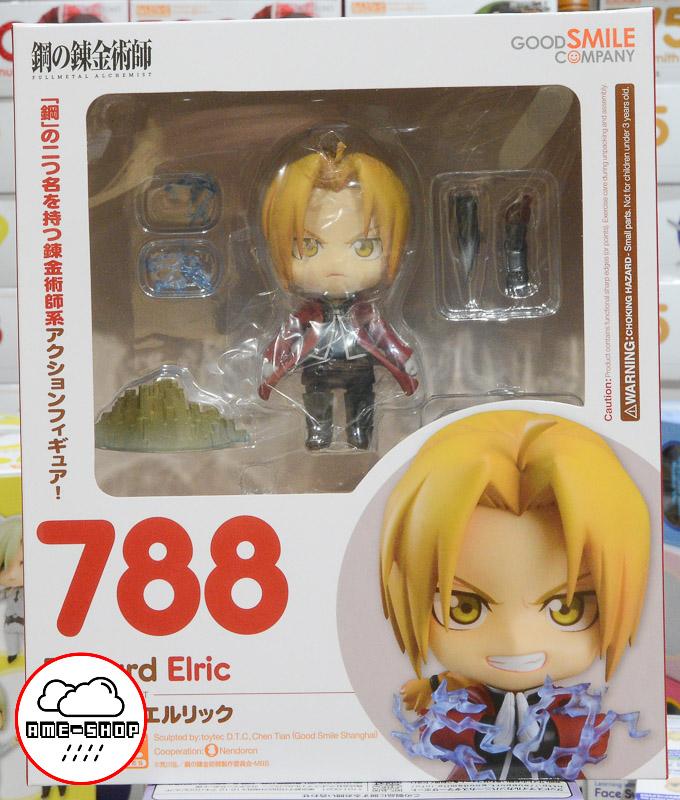 Nendoroid - Fullmetal Alchemist: Edward Elric(In-Stock)
