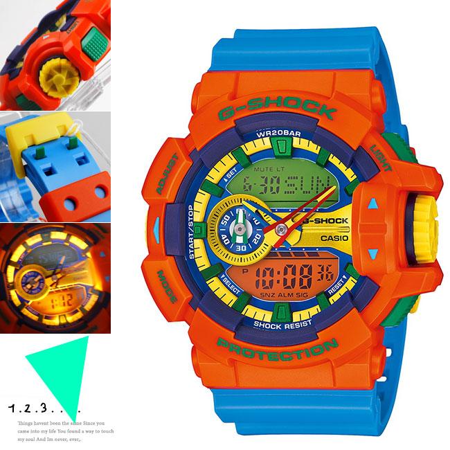 นาฬิกา คาสิโอ Casio G-Shock Standard Analog-Digital รุ่น GA-400-4A