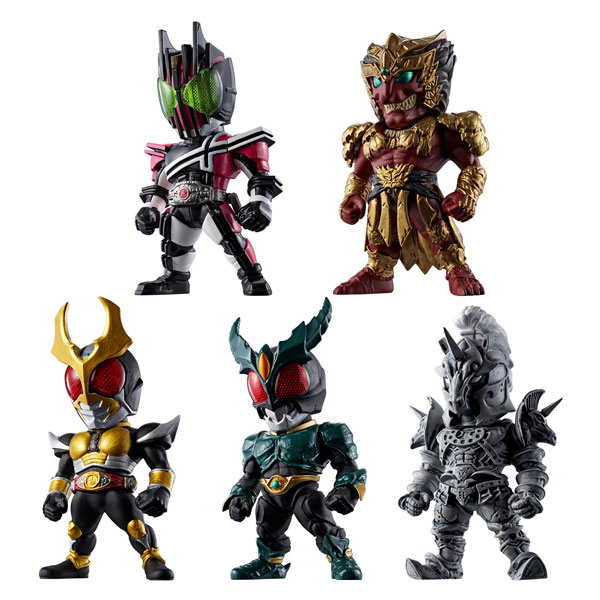 CONVERGE KAMEN RIDER 2 10Pack BOX (CANDY TOY, Tentative Name)(Pre-order)