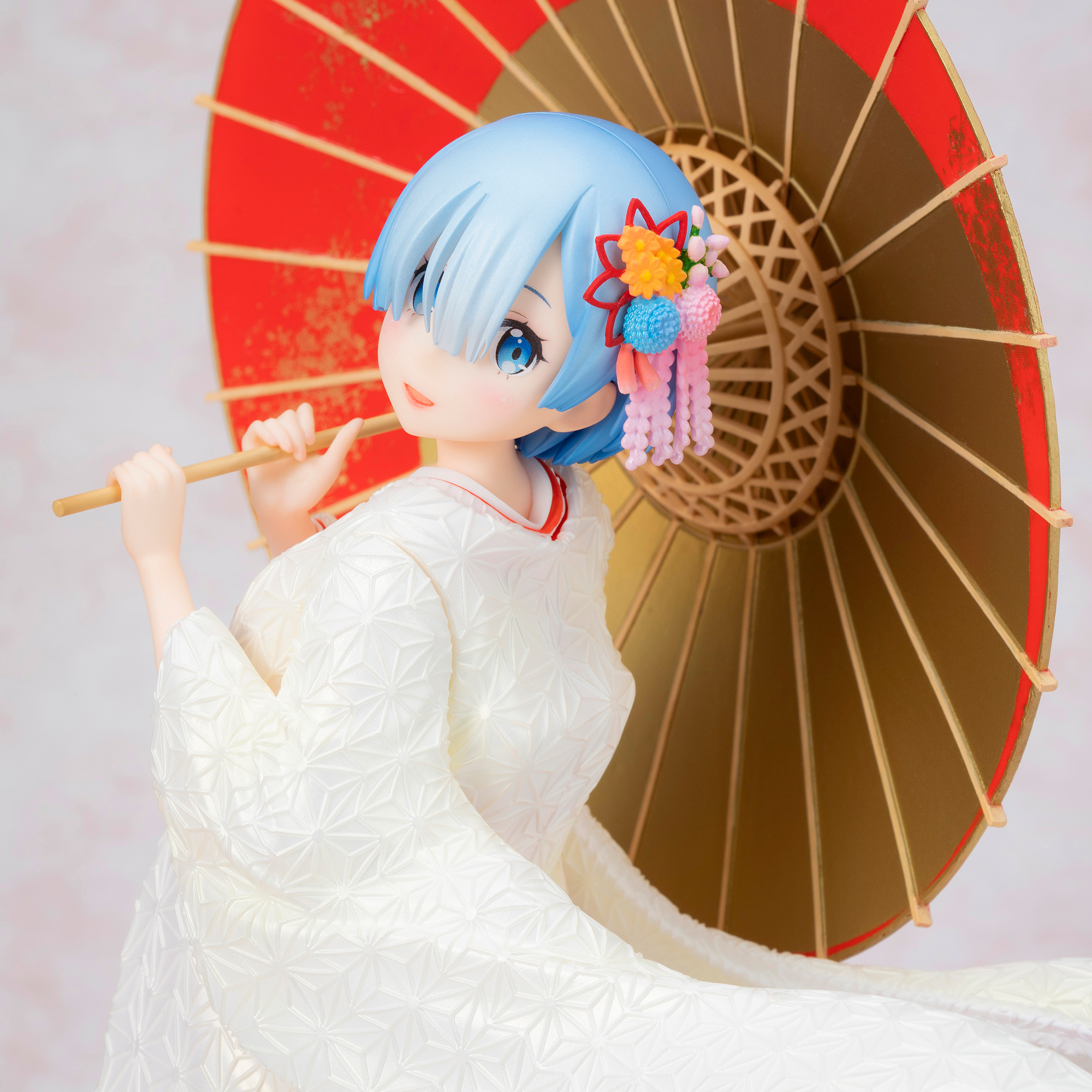 Re:ZERO -Starting Life in Another World- Rem Shiromuku Ver. (Pre-order)