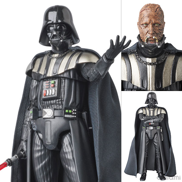 "MAFEX No.037 Darth Vader (REVENGE OF THE SITH Ver.) ""Star Wars Episode 3""(Pre-order)"